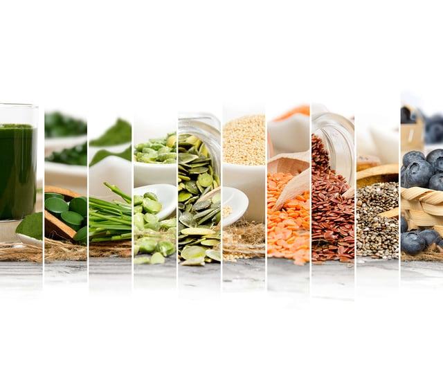Variety in your diet