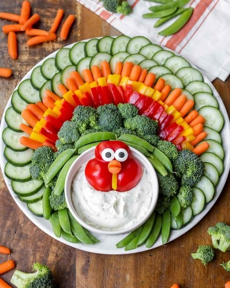 Healthy Veggie Turkey