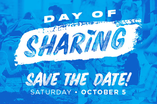 Day of Sharing