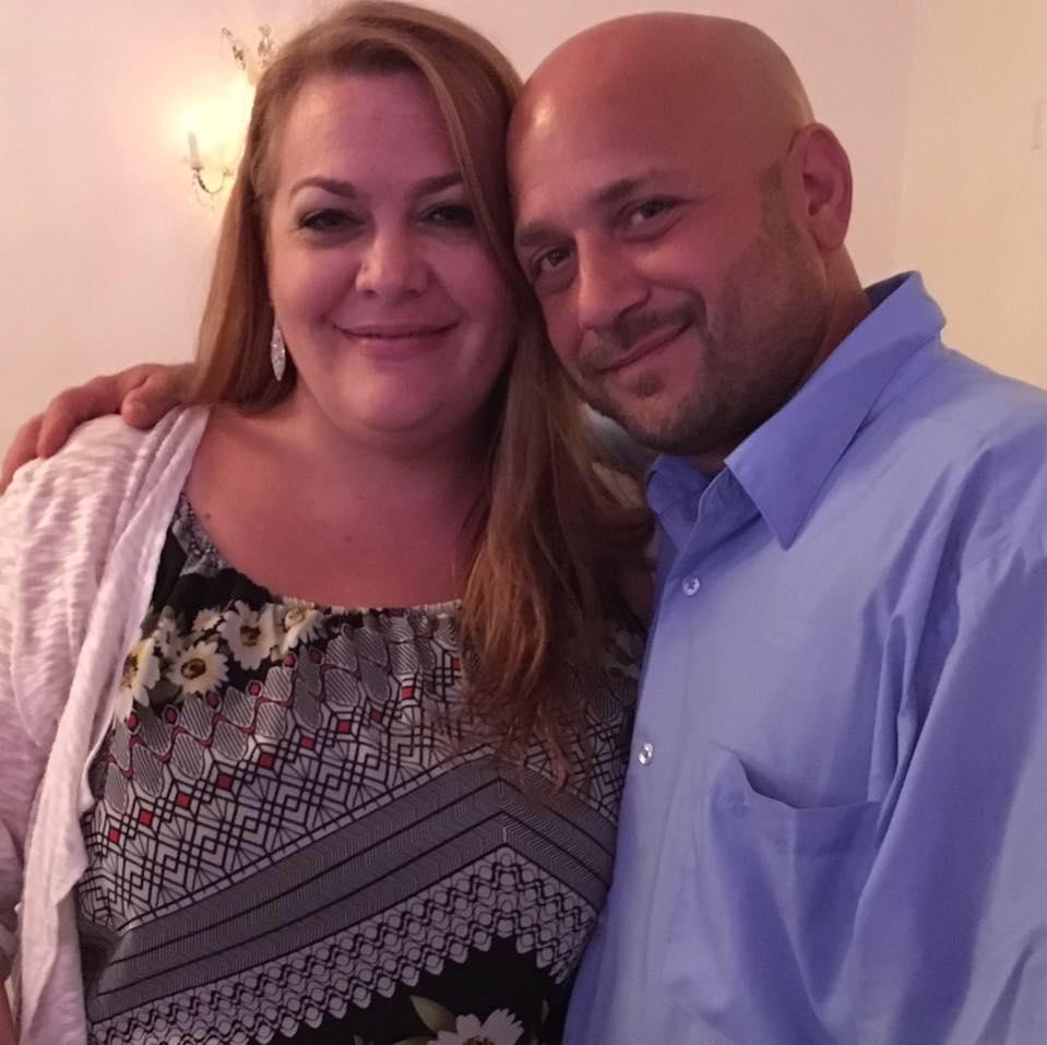 Jenn and her husband, Shawn