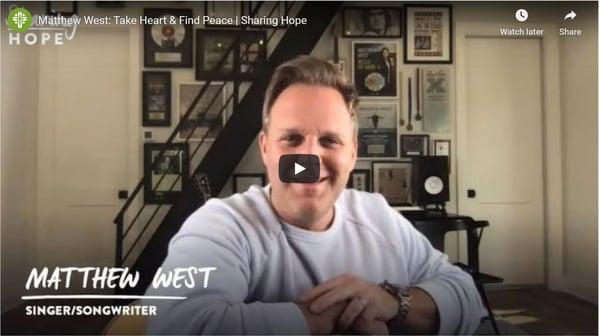 Matthew West Screenshot