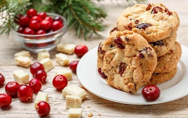 Healthy Christmas cookies