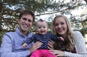 Matthew Lauritsen Family Photo