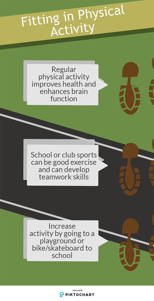 Physical activity at school