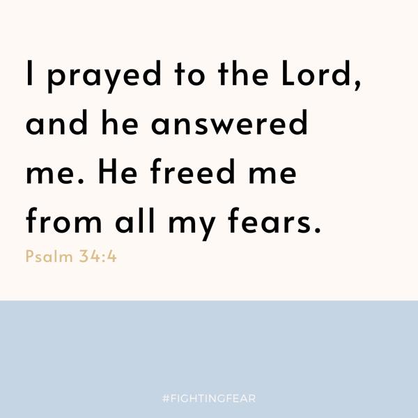 Psalm 34v4