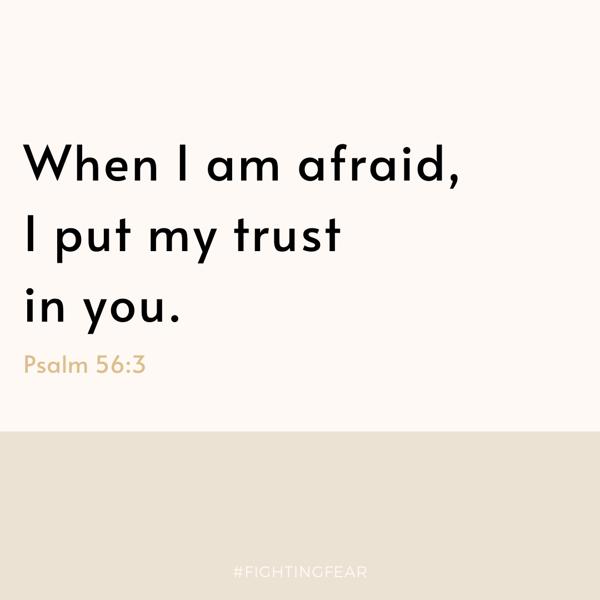 Psalm 56v3