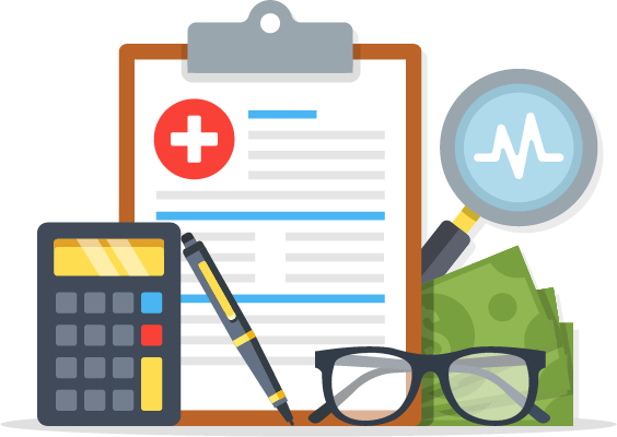 Medi-Share Illustration Showing the Ability to Save Money on Health Insurance