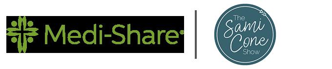 Medi-Share and Sami Cone Show Partner Logo