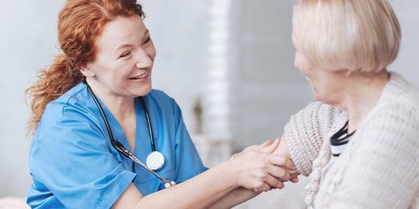 caring nurse