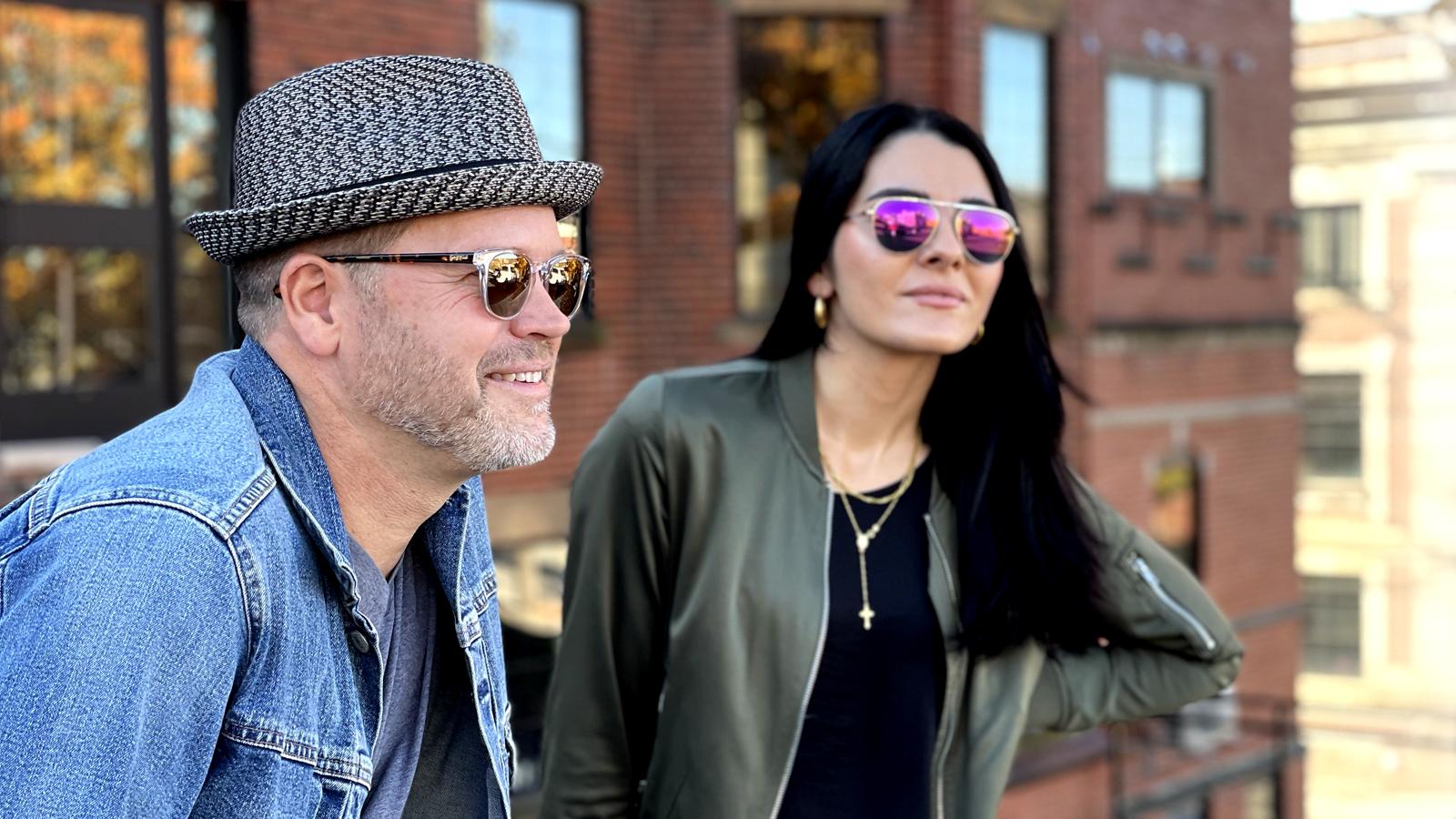 Eyes of Faith Premium Polarized Sunglasses