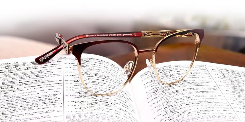 Eyes of Faith - Scripture on Temple