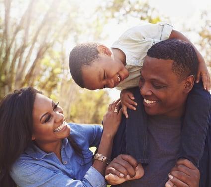 A Medi-Share Family