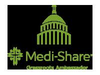 Medi-Share Grassroots Logo