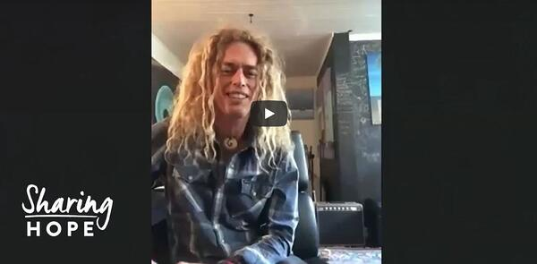 phil joel interview on sharing hope