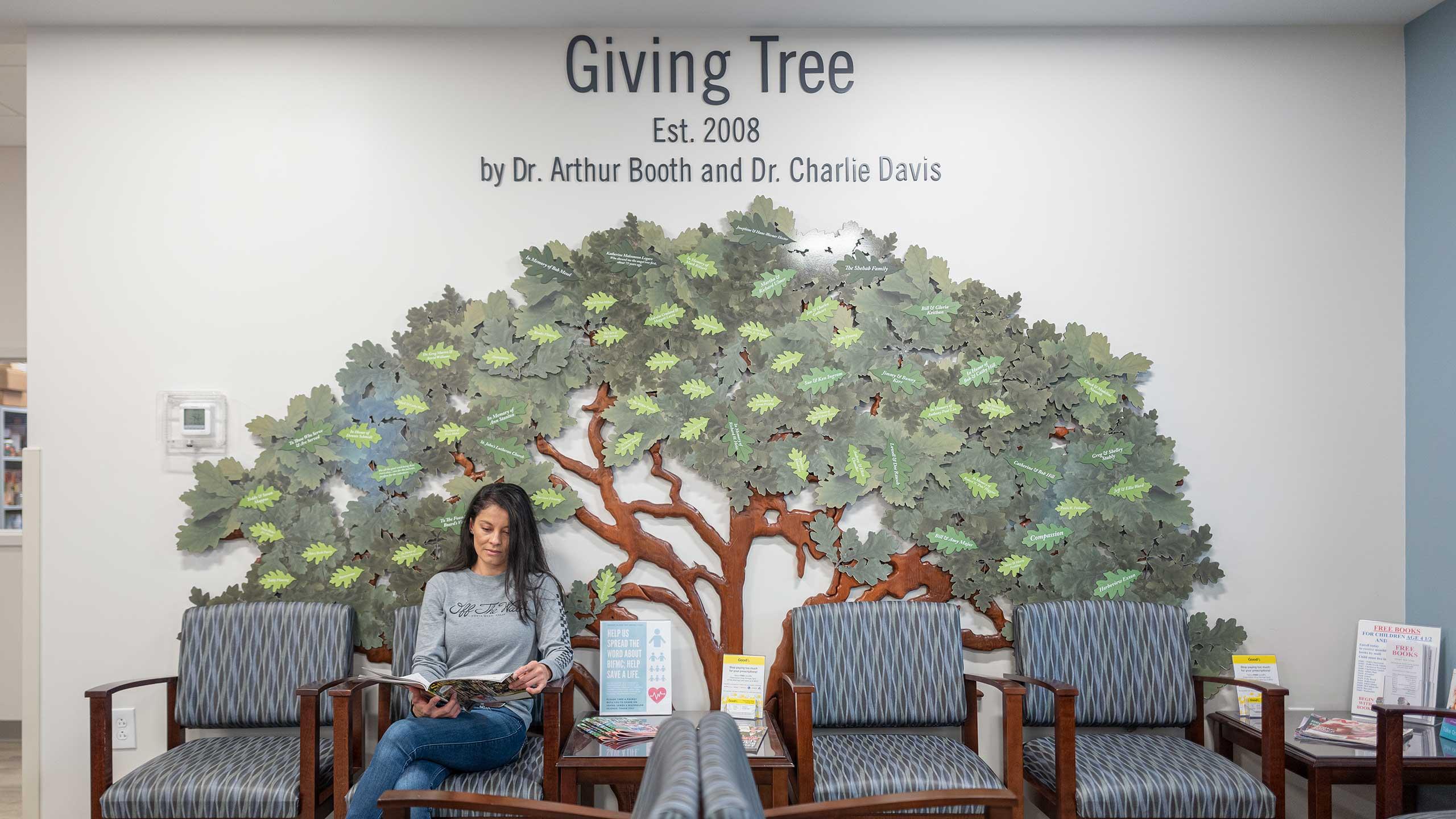 Volunteers In Medicine America's Giving Tree